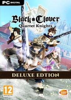 BLACK CLOVER QUARTET KNIGHTS Deluxe Edition (PC DIGITAL)