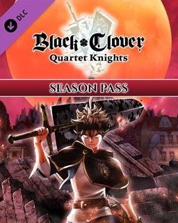 BLACK CLOVER QUARTET KNIGHTS Season Pass (PC DIGITAL)