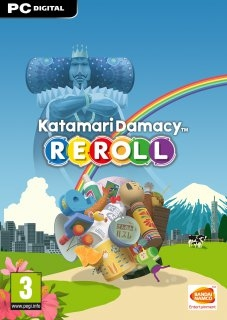 Katamari Damacy Reroll (PC DIGITAL) (PC)