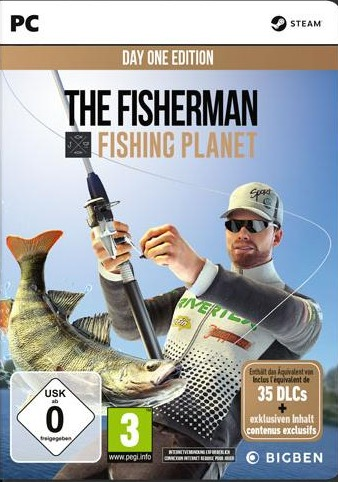 The Fisherman: Fishing Planet - Day One Edition (PC)