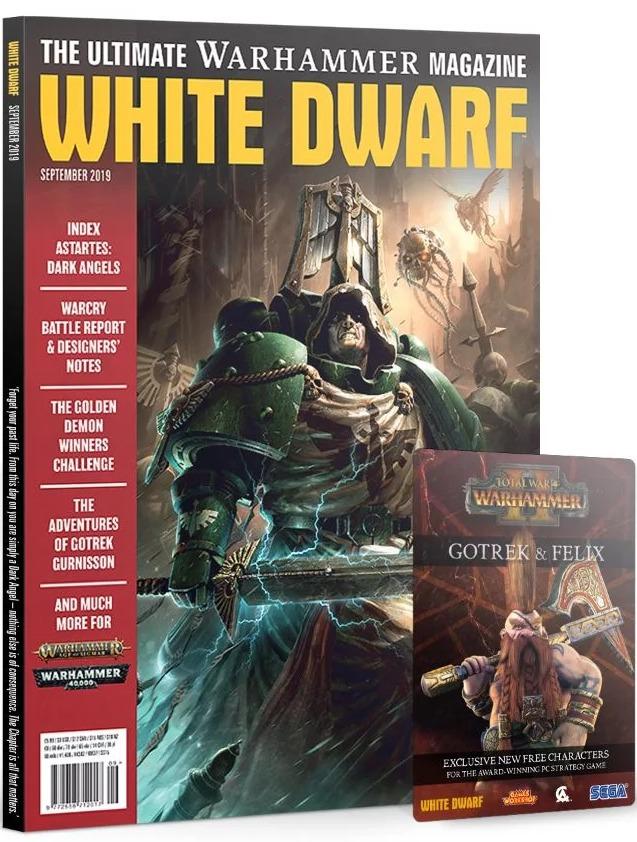 Časopis White Dwarf 2019/09 (PC)