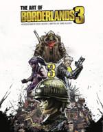 Kniha The Art of Borderlands 3