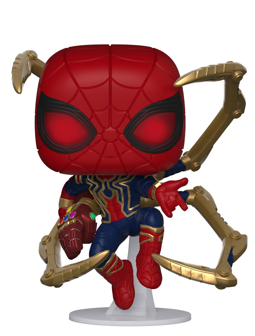 Figurka Avengers: Endgame - Iron Spider (Funko POP! Marvel 574) (PC)
