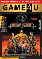 Game4U - Mortal Kombat 4 (PC)