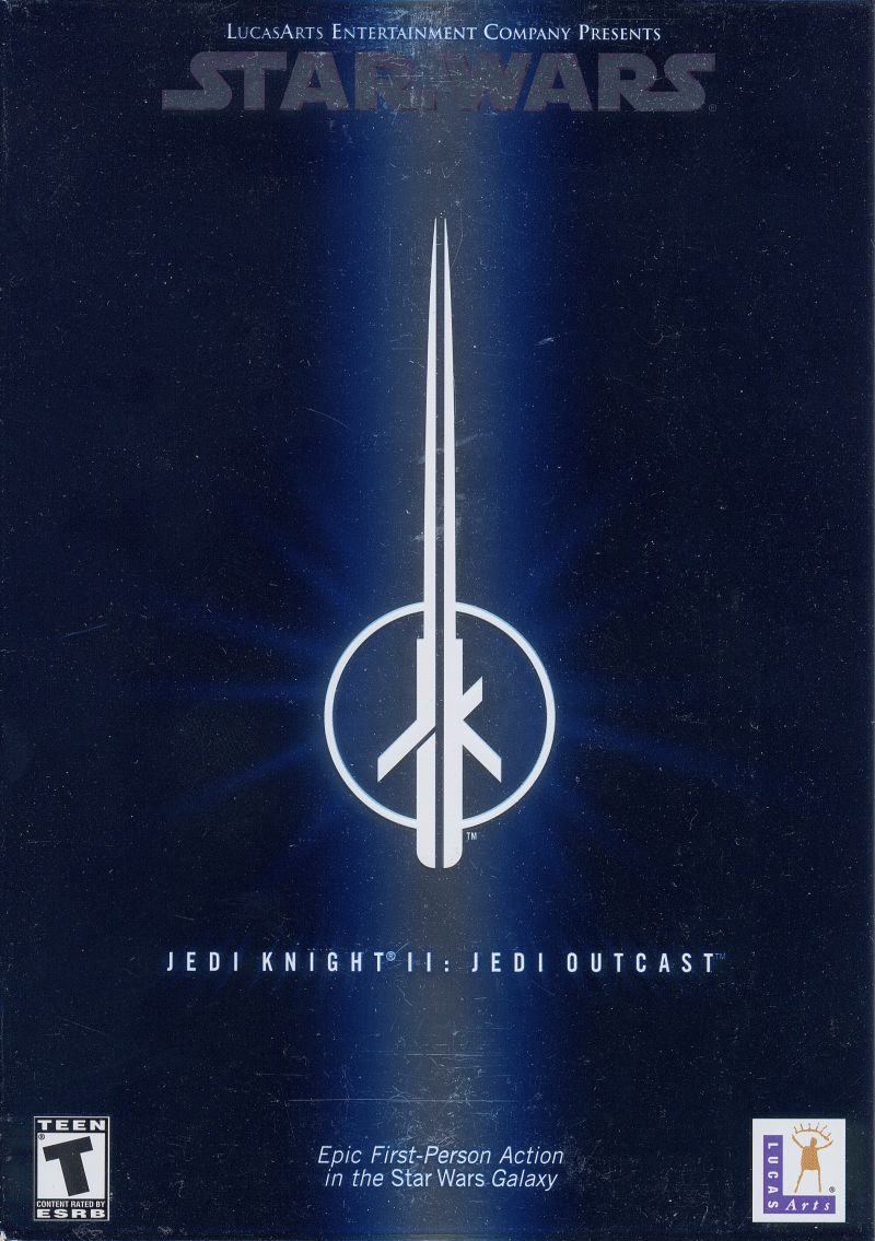 STAR WARS Jedi Knight II - Jedi Outcast (PC) Steam (PC)