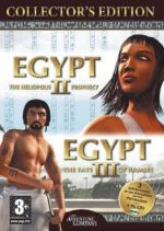 Egypt 2 a Egypt 3 - Collectors Edition (PC)