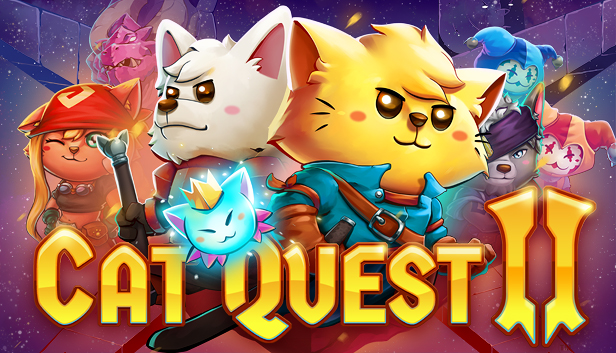 Cat Quest 2 (PC) Klíč Steam (PC)