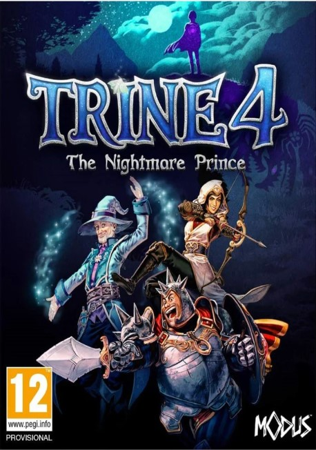 Trine 4: The Nightmare Prince (PC) Klíč Steam (PC)