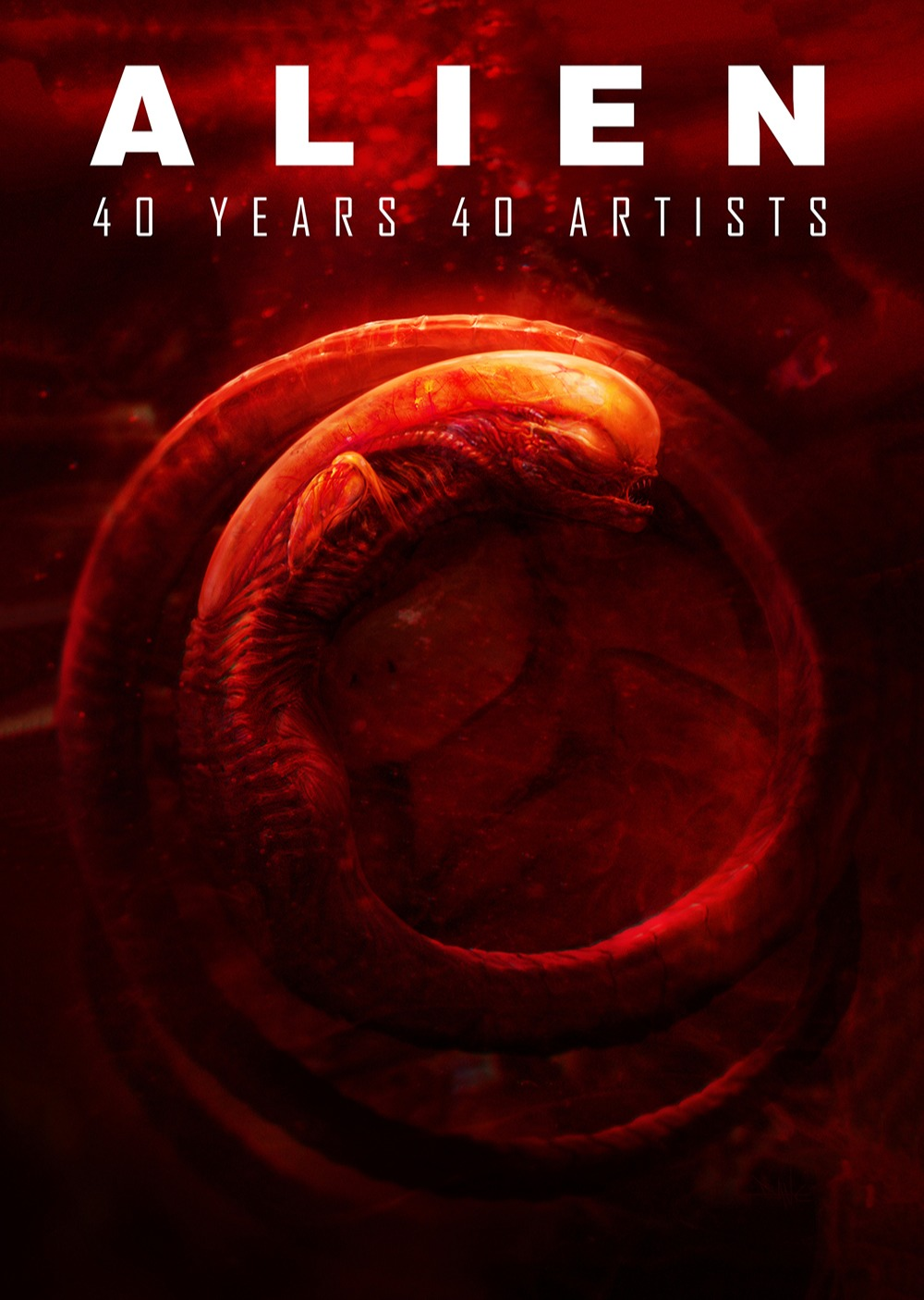 Kniha Alien: 40 Years 40 Artists (PC)