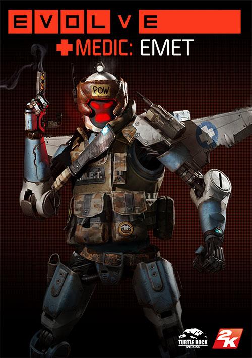Evolve Emet Hunter (PC DIGITAL) (PC)