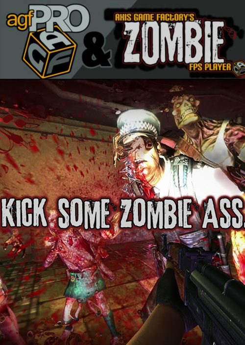 AGFPRO + Zombie (PC DIGITAL) (PC)