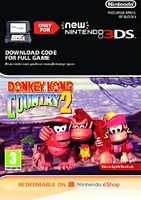 Donkey Kong Country 2: Diddy's Kong Quwst (3DS DIGITAL)