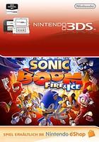 Sonic Boom: Fire & Ice (3DS DIGITAL)