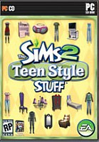 The Sims 2: Teen Stuff (PC)
