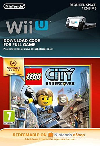 Lego City Undercover (Wii U DIGITAL) (PC)