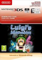 3DS Luigi's Mansion (3DS DIGITAL)