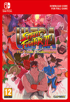 Ultra Street Fighter II: The Final Challengers (SWITCH DIGITAL)