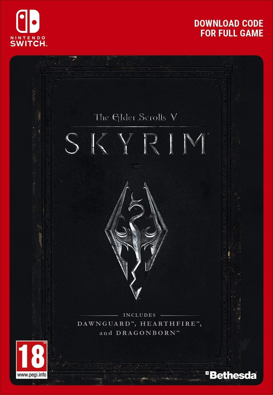 The Elder Scrolls V: Skyrim (Switch Digital) (PC)