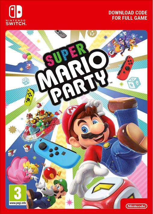 Super Mario Party (Switch Digital) (PC)