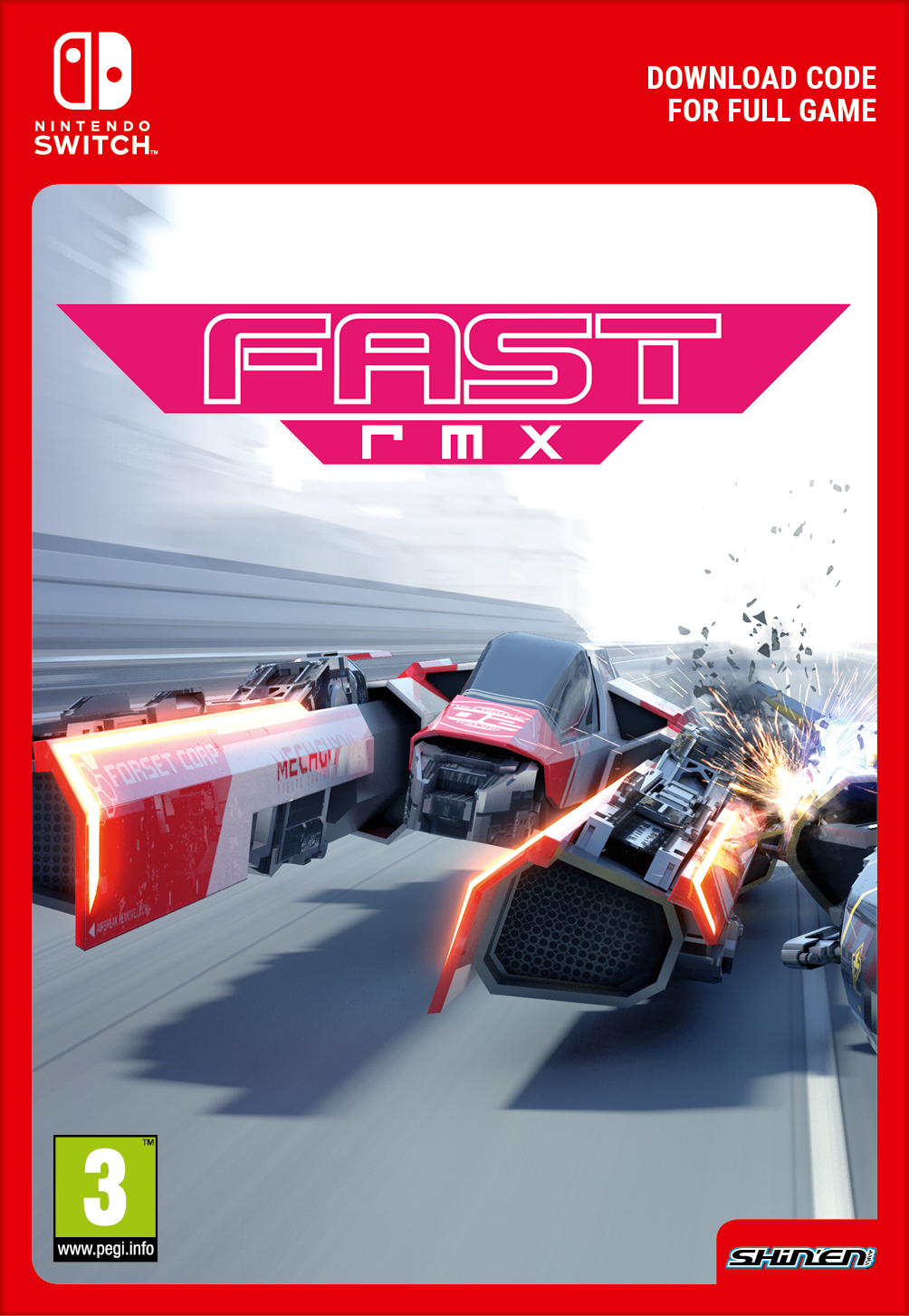FAST RMX (Switch) Digital (PC)