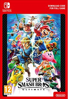 Super Smash Bros Ultimate Hero Challenger Pack (Switch ) Digital (3DS)