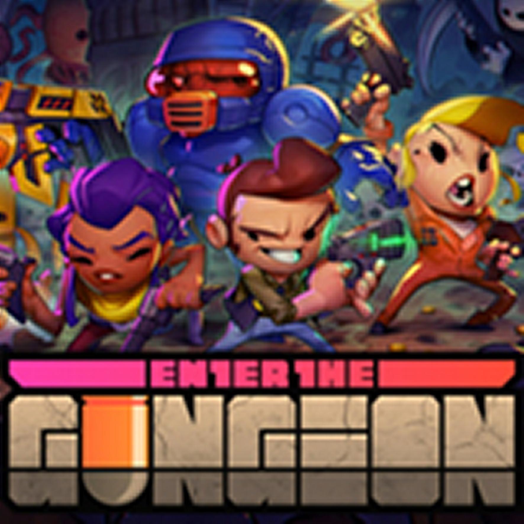 Enter the Gungeon (Switch) DIGITAL (PC)
