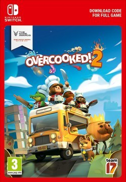 Overcooked 2 (Switch) DIGITAL (PC)