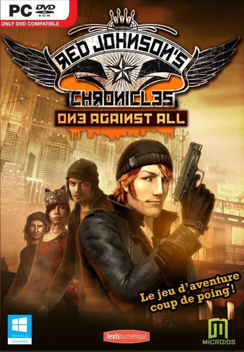 Red Johnson's Chronicles - 1+2 (PC DIGITAL) (PC)