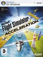 Flight Simulator X: Acceleration (PC)