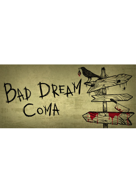 Bad Dream: Coma (PC/MAC) DIGITAL (PC)