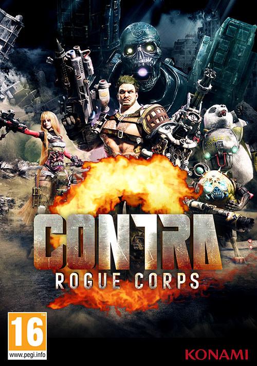 Contra: Rogue Corps (PC) Klíč Steam (PC)