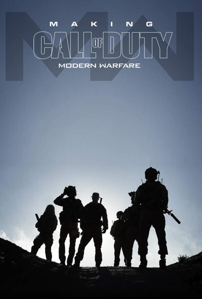 Kniha Making Call of Duty: Modern Warfare (PC)