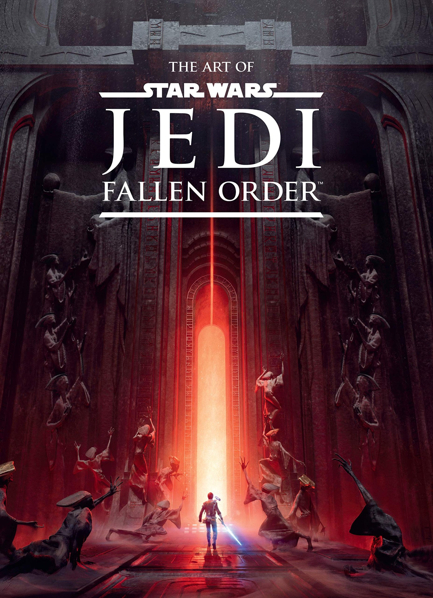 Kniha The Art of Star Wars Jedi: Fallen Order (PC)