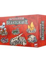 Desková hra Warhammer Underworlds: Beastgrave – Primal Lair (terény)