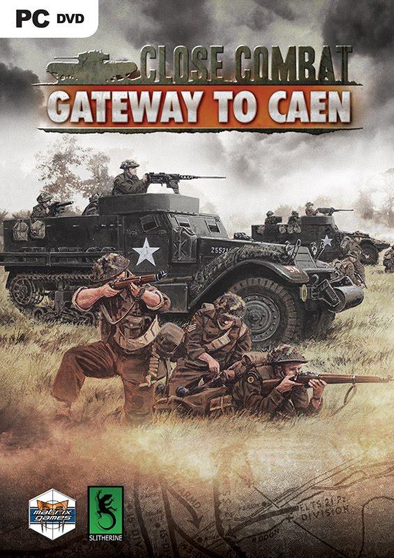 Close Combat - Gateway to Caen (PC DIGITAL) (PC)