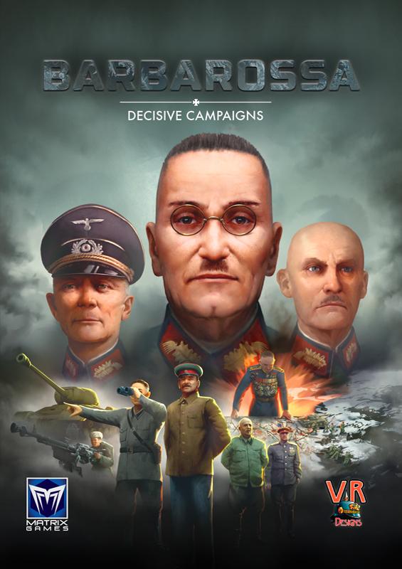 Decisive Campaigns: Barbarossa (PC DIGITAL) (PC)