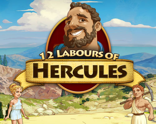 12 Labours of Hercules (PC DIGITAL) (PC)