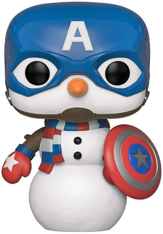 Figurka Marvel - Cap Snowman (Funko POP! Marvel 532) (PC)