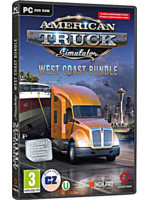American Truck Simulator - West Coast Bundle