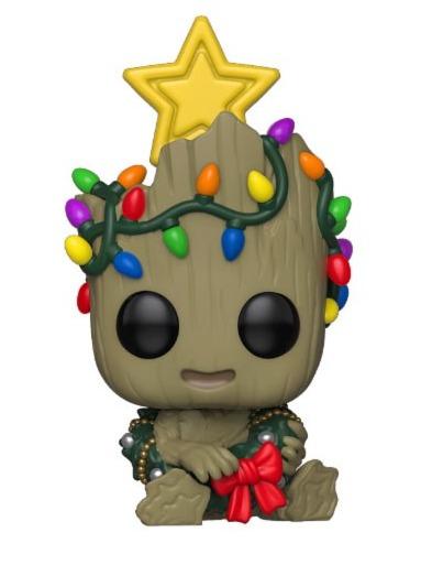 Figurka Marvel - Groot Holiday (Funko POP! Marvel 530) (PC)