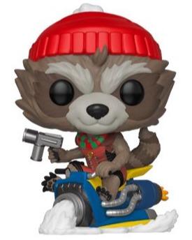 Figurka Marvel - Rocket Holiday (Funko POP! Marvel 531) (PC)