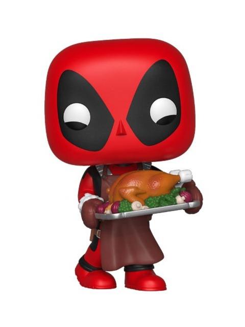 Figurka Marvel - Deadpool Holiday (Funko POP! Marvel 534) (PC)