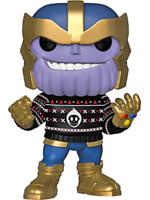 Figurka Marvel - Thanos Holiday (Funko POP!)