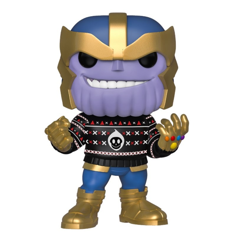 Figurka Marvel - Thanos Holiday (Funko POP! Marvel 533) (PC)
