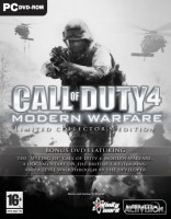 Call of Duty 4: Modern Warfare Collectors Edition (PC)