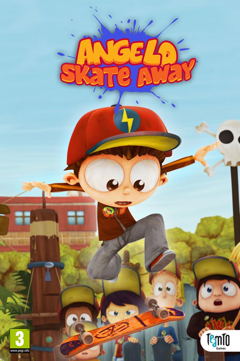 Angelo Skate Away (PC)