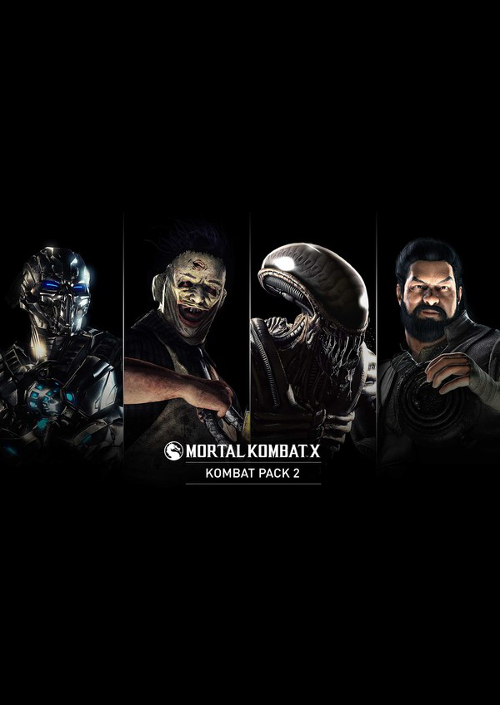 Mortal Kombat X: Kombat Pack 2 (PC) DIGITAL (PC)
