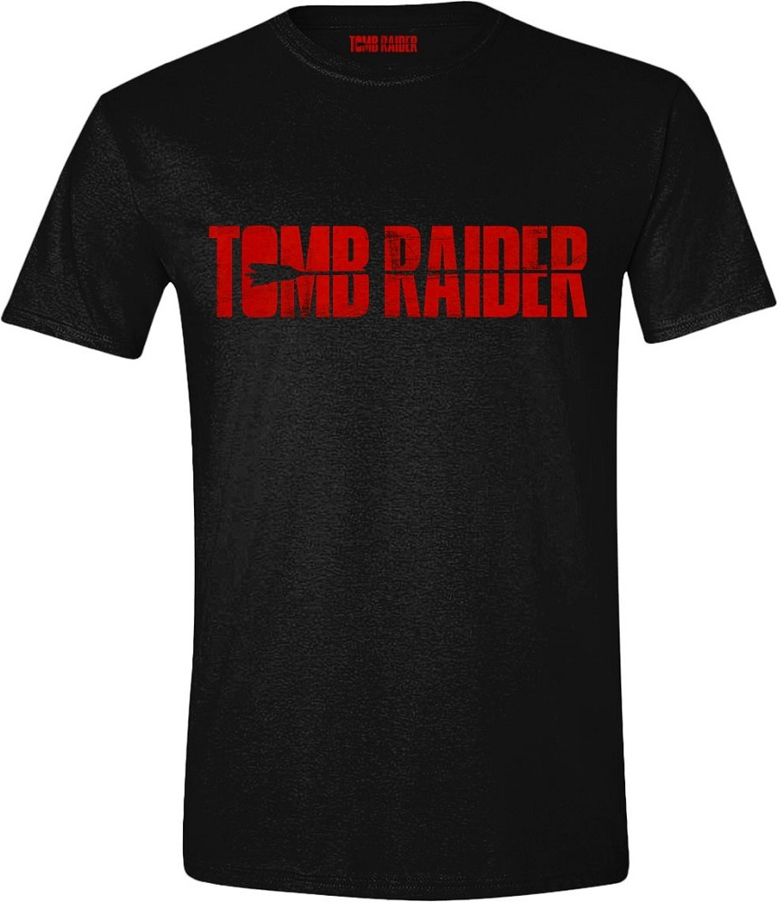 Tričko Tomb Raider - Logo (velikost L) (PC)