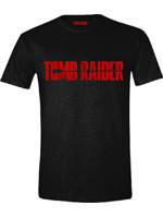 Tričko Tomb Raider - Logo (velikost XL) (PC)