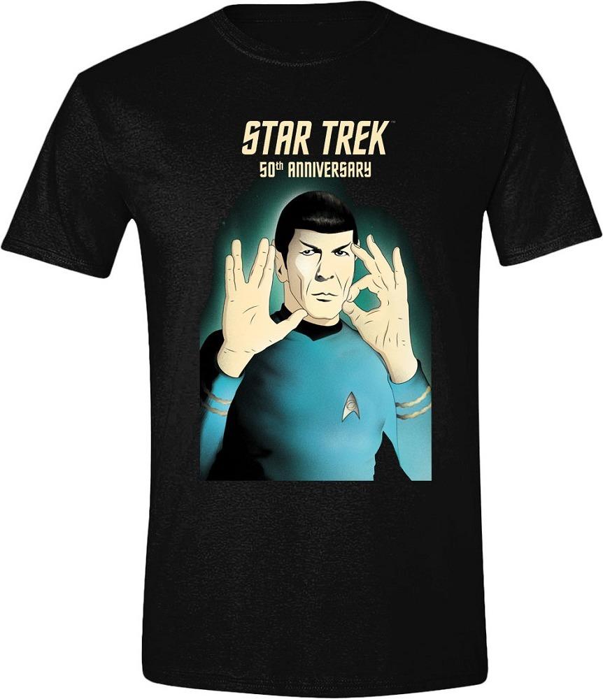 Tričko Star Trek - 50th Anniversary (velikost S) (PC)